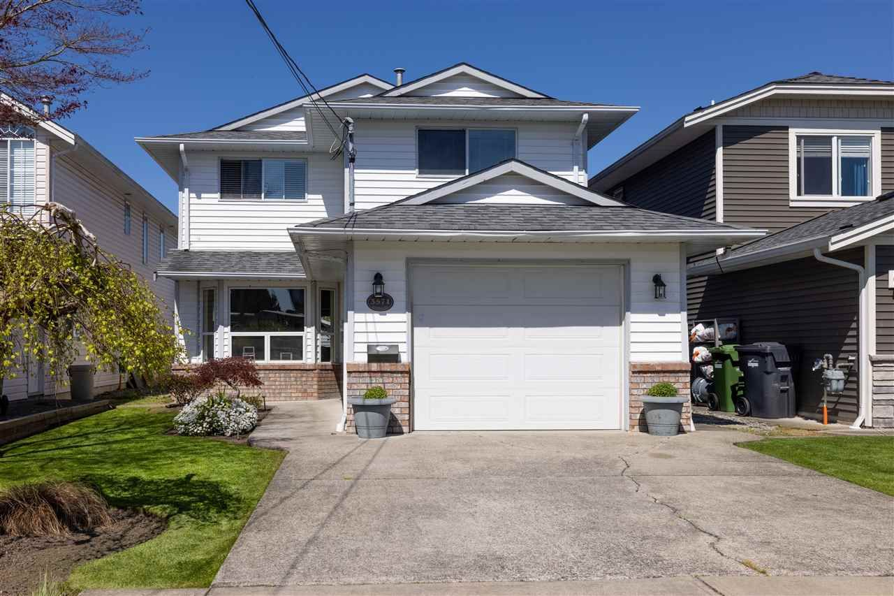 "Main Photo: 3571 GEORGIA Street in Richmond: Steveston Village House for sale in ""STEVESTON VILLAGE"" : MLS®# R2569430"