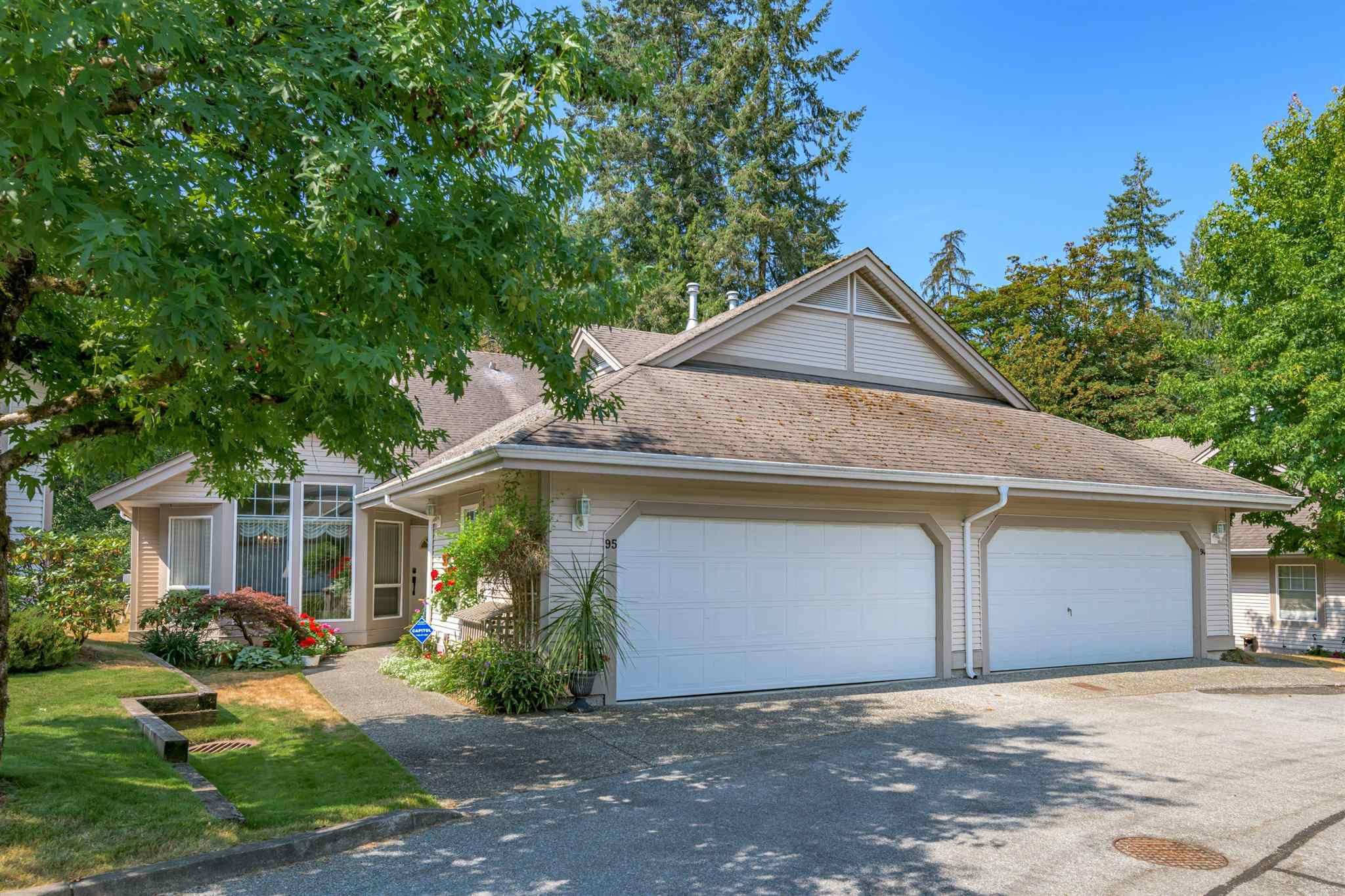 """Main Photo: 95 9025 216 Street in Langley: Walnut Grove Townhouse for sale in """"COVENTRY WOODS"""" : MLS®# R2606394"""