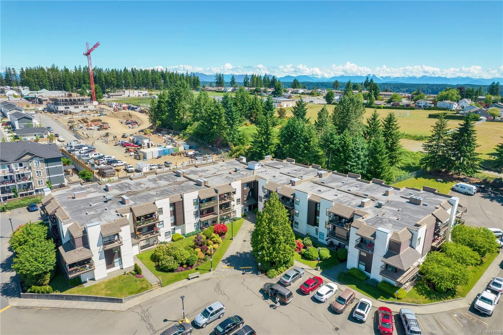 Main Photo: 201 585 Dogwood St in : CR Campbell River Central Condo for sale (Campbell River)  : MLS®# 879500