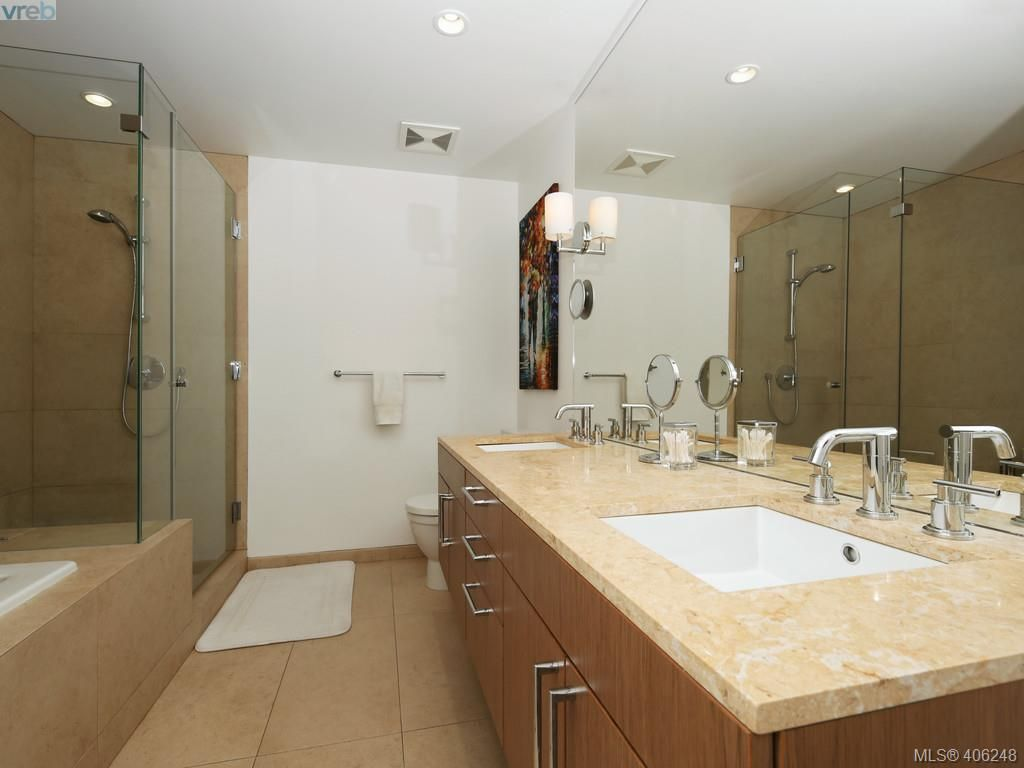 Photo 14: Photos: TH3 100 Saghalie Rd in VICTORIA: VW Songhees Row/Townhouse for sale (Victoria West)  : MLS®# 807394