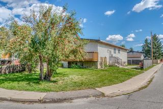 Main Photo: 7648 23 Street SE in Calgary: Ogden Semi Detached for sale : MLS®# A1146983