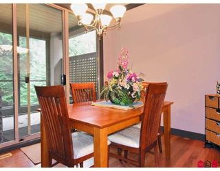 """Photo 4: 19 2058 WINFIELD Drive in Abbotsford: Abbotsford East Townhouse for sale in """"Rosehill"""" : MLS®# F2728131"""