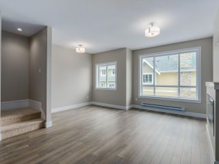 """Photo 8: 102 1405 DAYTON Street in Coquitlam: Burke Mountain Townhouse for sale in """"ERICA"""" : MLS®# R2126856"""