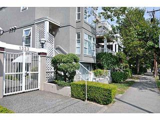 "Photo 1: 201 1333 W 7TH Avenue in Vancouver: Fairview VW Condo for sale in ""WINDGATE ENCORE"" (Vancouver West)  : MLS®# V1101433"