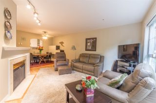 """Photo 1: 209 2960 PRINCESS Crescent in Coquitlam: Canyon Springs Condo for sale in """"THE JEFFERSON"""" : MLS®# R2322902"""
