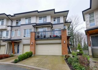"""Photo 1: 27 1125 KENSAL Place in Coquitlam: New Horizons Townhouse for sale in """"KENSAL WALK"""" : MLS®# R2035767"""