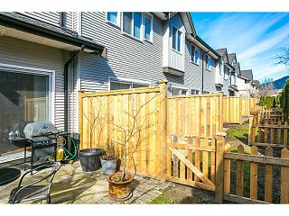 "Photo 17: 55 1055 RIVERWOOD Gate in Port Coquitlam: Riverwood Townhouse for sale in ""MOUNTAIN VIEW ESTATES"" : MLS®# V1108702"