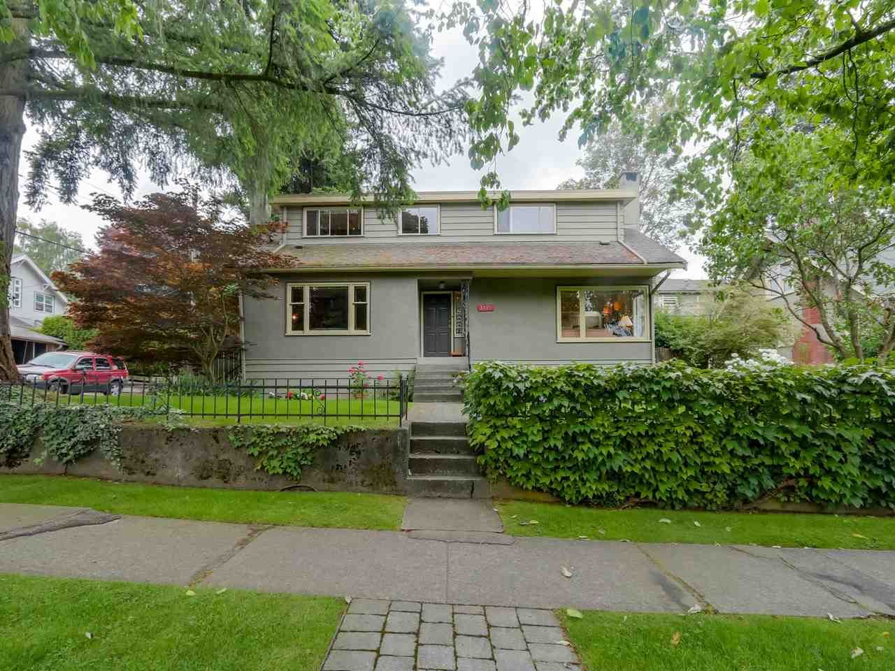 Main Photo: 3325 HIGHBURY Street in Vancouver: Dunbar House for sale (Vancouver West)  : MLS®# R2106208