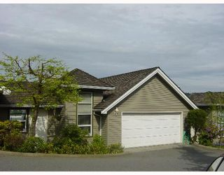 """Photo 1: 1103 CLERIHUE Road in Port Coquitlam: Citadel PQ Townhouse for sale in """"SUMMIT"""" : MLS®# V648116"""