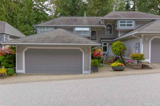 """Photo 1: 9264 GOLDHURST Terrace in Burnaby: Forest Hills BN Townhouse for sale in """"Copper Hill"""" (Burnaby North)  : MLS®# R2287612"""