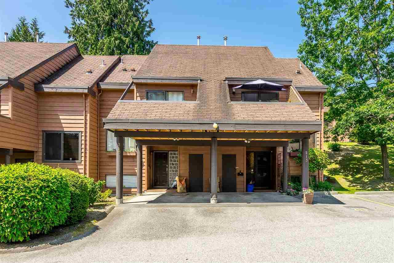 """Main Photo: 213 CORNELL Way in Port Moody: College Park PM Townhouse for sale in """"EASTHILL"""" : MLS®# R2386092"""