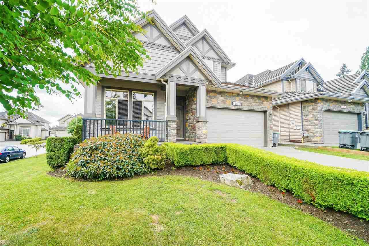 """Main Photo: 16038 80A Avenue in Surrey: Fleetwood Tynehead House for sale in """"FLEETWOOD"""" : MLS®# R2582683"""