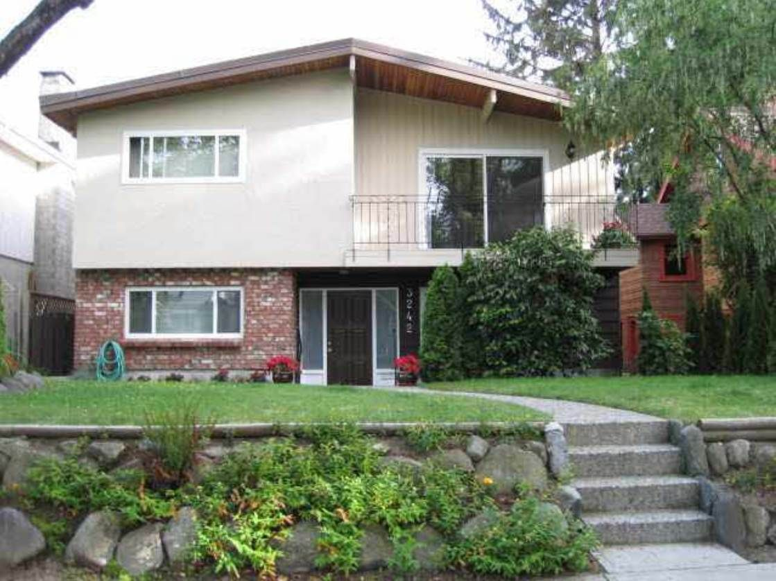 Main Photo: 3242 W 29TH Avenue in Vancouver: MacKenzie Heights House for sale (Vancouver West)  : MLS®# R2435091