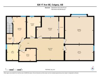 Photo 41: 826 17 Avenue SE in Calgary: Ramsay Detached for sale : MLS®# A1104320