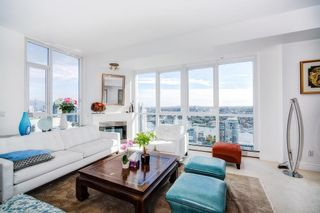 """Photo 3: 3203 388 DRAKE Street in Vancouver: Yaletown Condo for sale in """"YALETOWN"""" (Vancouver West)  : MLS®# R2625349"""