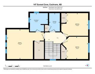 Photo 25: 147 Sunset Cove: Cochrane Detached for sale : MLS®# A1095799