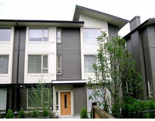"""Photo 12: 91 9229 UNIVERSITY Crescent in Burnaby: Simon Fraser Univer. Townhouse for sale in """"SERENITY"""" (Burnaby North)  : MLS®# V692765"""