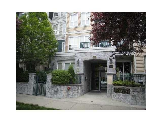 "Main Photo: 108 3278 HEATHER Street in Vancouver: Cambie Condo for sale in ""THE HEATHERSTONE"" (Vancouver West)  : MLS®# V856986"