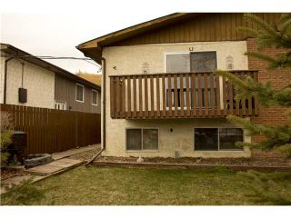 Photo 2: 192 ELMA Street: Okotoks Townhouse for sale : MLS®# C3517830