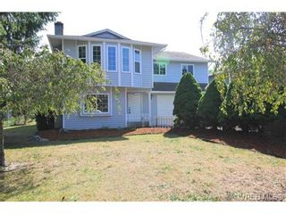 Photo 1: 3122 Flannagan Pl in VICTORIA: Co Sun Ridge House for sale (Colwood)  : MLS®# 731709