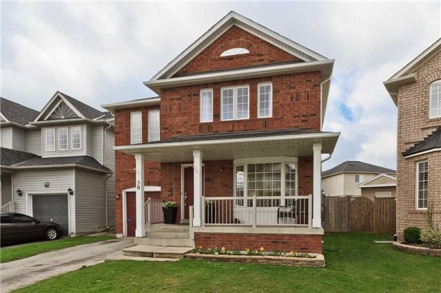 Main Photo: 30 Babcock Crest in Milton: Dempsey House (2-Storey) for sale : MLS®# W3474312