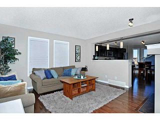 Photo 3: 114 ELGIN MEADOWS Gardens SE in CALGARY: McKenzie Towne Residential Attached for sale (Calgary)  : MLS®# C3542385