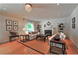 """Photo 2: 418 FIRST Street in New Westminster: Queens Park House for sale in """"QUEENS PARK"""" : MLS®# V1075029"""