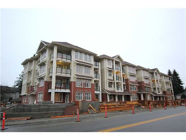 Main Photo: 101 2330 Shaughnessy Street in Port Coquitlam: Central Coquitlam Condo for sale : MLS®# V932292