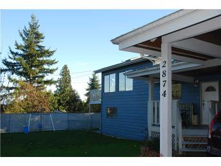 """Photo 1: 2874 NORMAN Avenue in Coquitlam: Ranch Park House for sale in """"RANCH PARK"""" : MLS®# V1036565"""