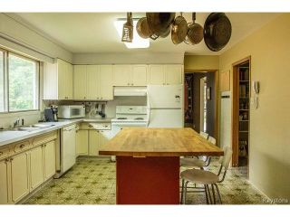 Photo 5: 243 Aldine Street in WINNIPEG: St James Residential for sale (West Winnipeg)  : MLS®# 1415611