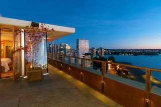 """Photo 17: 2001 1835 MORTON Avenue in Vancouver: West End VW Condo for sale in """"Ocean Towers"""" (Vancouver West)  : MLS®# R2585366"""