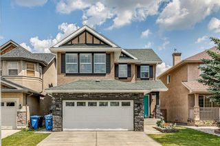 Main Photo: 84 Everwillow Green SW in Calgary: Evergreen Detached for sale : MLS®# A1129147