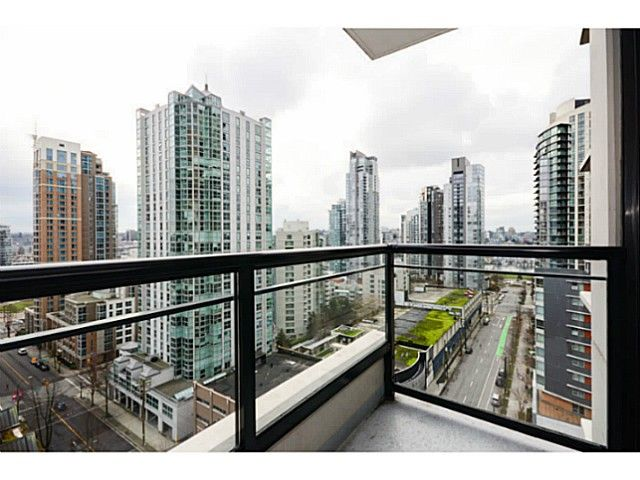 Photo 7: Photos: 1605 1295 Richards Street in Vancouver West: Downtown VW Condo for sale : MLS®# V1039646