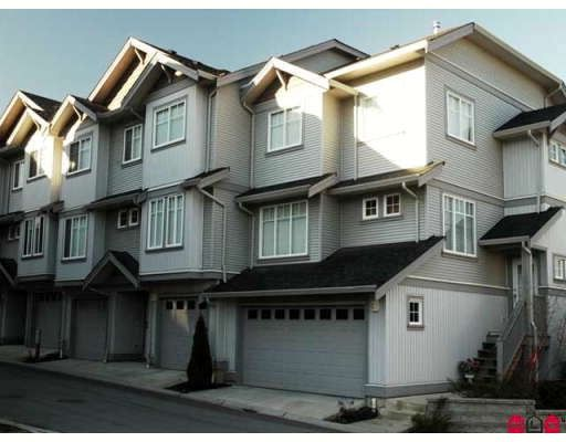 """Main Photo: 48 12040 68TH Avenue in Surrey: West Newton Townhouse for sale in """"TERRANE"""" : MLS®# F2801375"""