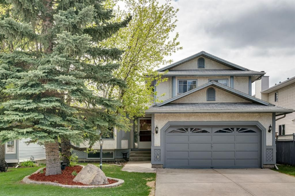 Main Photo: 17 Shannon Circle SW in Calgary: Shawnessy Detached for sale : MLS®# A1105831