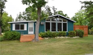Photo 1: 269 Churchill Road: Winnipeg Beach Residential for sale (R26)  : MLS®# 1720712