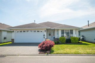 "Photo 1: 40 46485 AIRPORT Road in Chilliwack: Chilliwack E Young-Yale House for sale in ""WILLOWBROOK ESTATES"" : MLS®# R2057776"