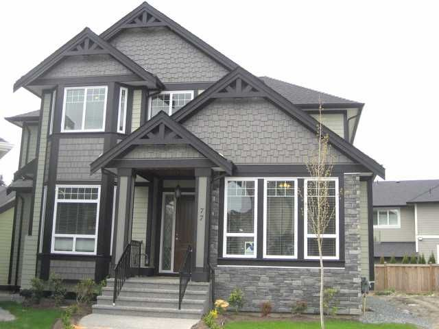 "Main Photo: 77 172A ST in Surrey: Pacific Douglas House for sale in ""SUMMERFIELD"" (South Surrey White Rock)  : MLS®# F1309502"