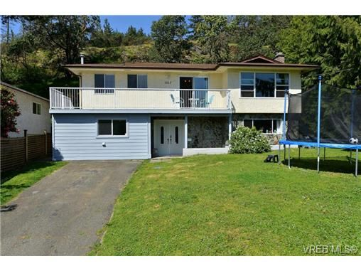 Main Photo: 1317 Wilhelmina Way in VICTORIA: La Glen Lake House for sale (Langford)  : MLS®# 728861