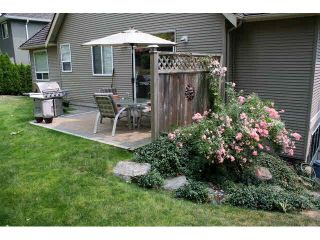 """Photo 16: 35881 MARSHALL Road in Abbotsford: Abbotsford East House for sale in """"Whatcom - Mountain Meadows"""" : MLS®# F1446260"""