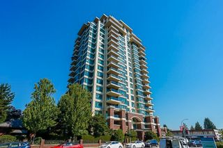 """Photo 1: 903 615 HAMILTON Street in New Westminster: Uptown NW Condo for sale in """"The Uptown"""" : MLS®# R2606520"""
