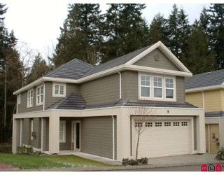 """Photo 1: 8 3495 147A Street in Surrey: King George Corridor House for sale in """"Elgin Brook Lane"""" (South Surrey White Rock)  : MLS®# F2802592"""