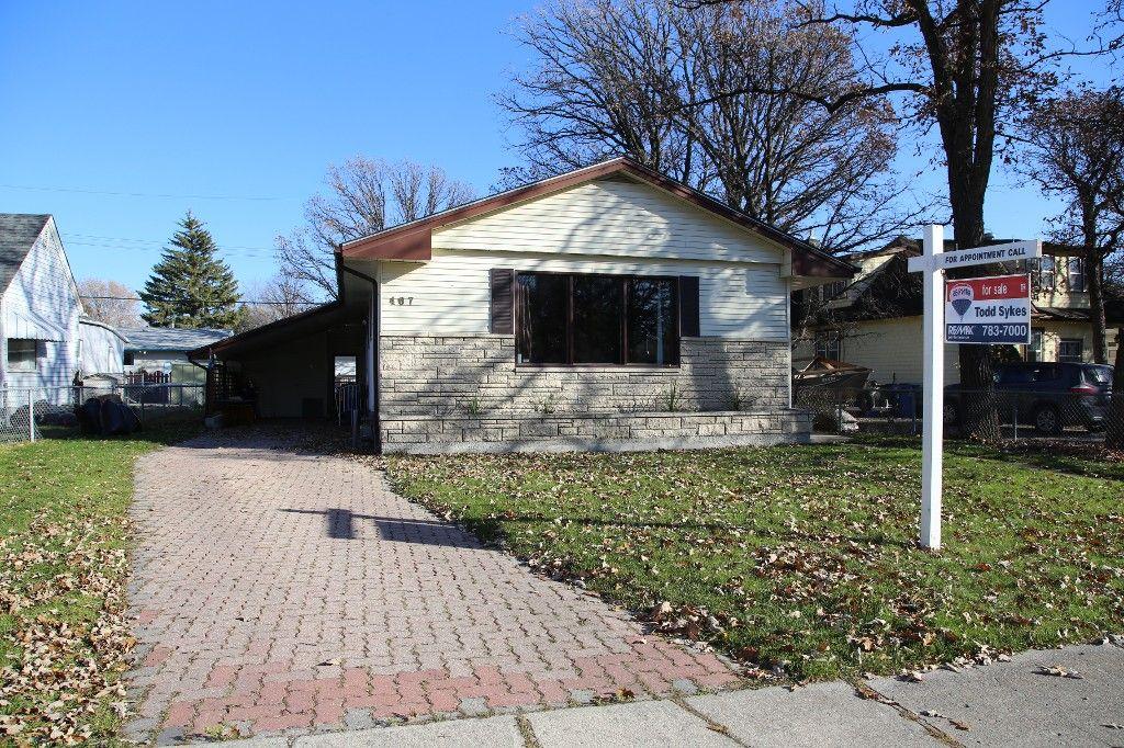Photo 48: Photos: 407 Wallasey Street in WINNIPEG: Grace Hospital Area Single Family Detached for sale (West Winnipeg)  : MLS®# 1426170