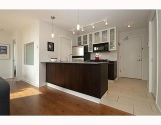 "Photo 4: # 408 1225 RICHARDS ST in Vancouver: Downtown VW Condo for sale in ""THE EDEN"" (Vancouver West)  : MLS®# V778716"