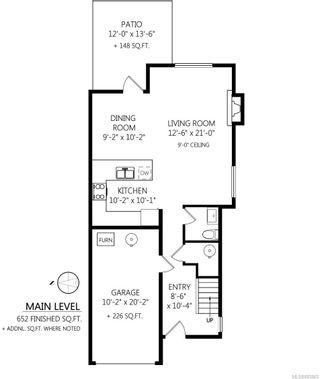 Photo 60: 22 4009 Cedar Hill Rd in : SE Gordon Head Row/Townhouse for sale (Saanich East)  : MLS®# 883863