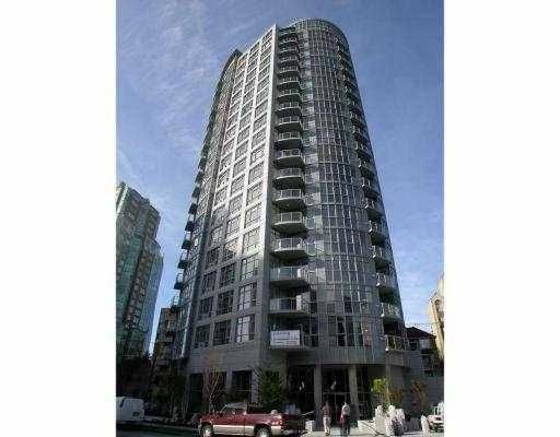 Main Photo: 1801 1050 SMITHE Street in Vancouver: Downtown VW Condo for sale (Vancouver West)  : MLS®# V558071