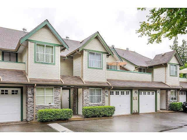 Main Photo: 53 19034 MCMYN Road in Pitt Meadows: Mid Meadows Townhouse for sale : MLS®# R2012660