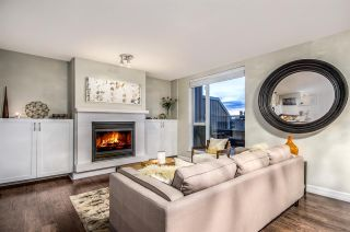"""Photo 2: 402 2768 CRANBERRY Drive in Vancouver: Kitsilano Condo for sale in """"Zydeco"""" (Vancouver West)  : MLS®# R2140838"""