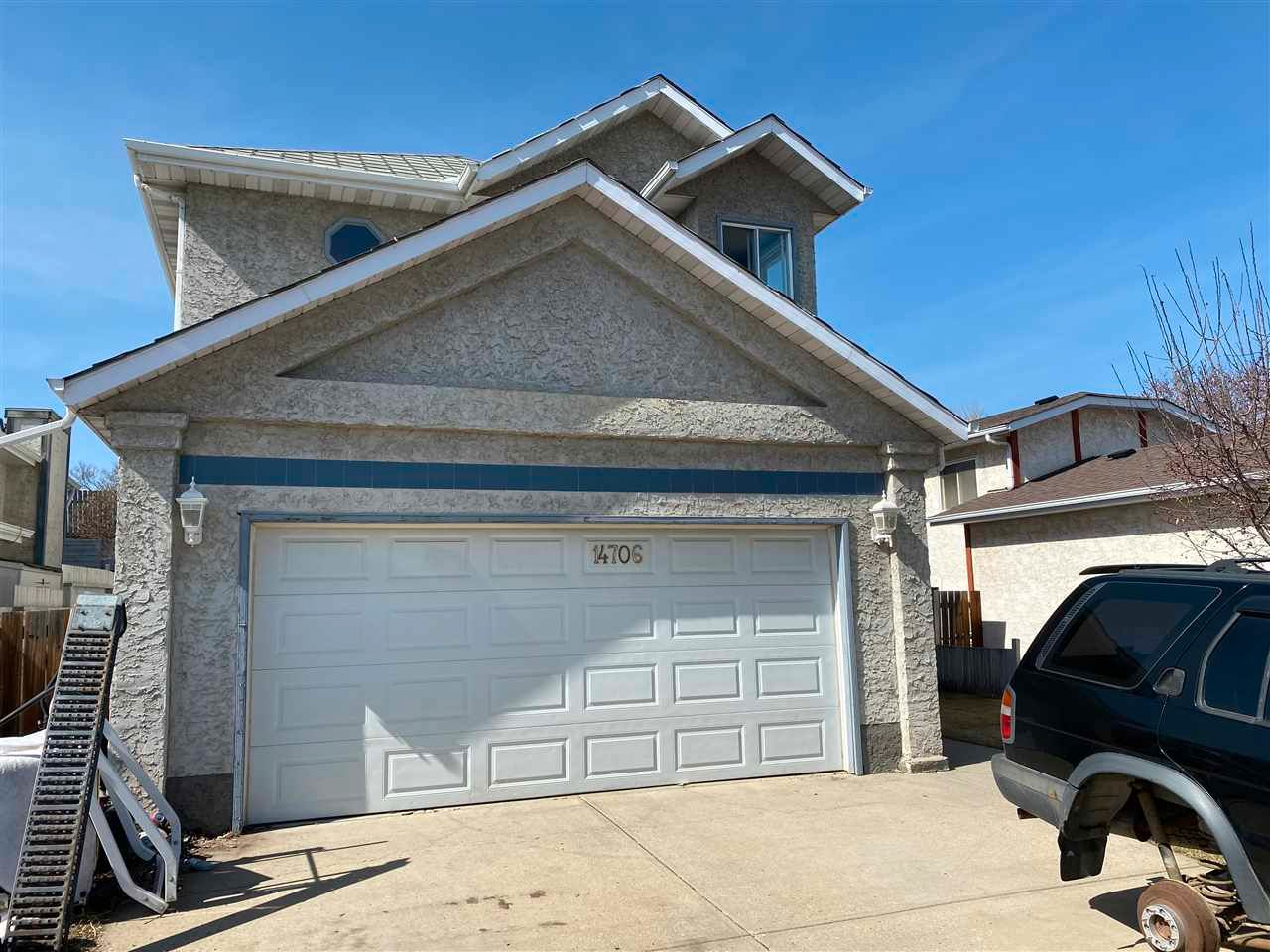 Main Photo: 14706 37 Street in Edmonton: Zone 35 House for sale : MLS®# E4239620