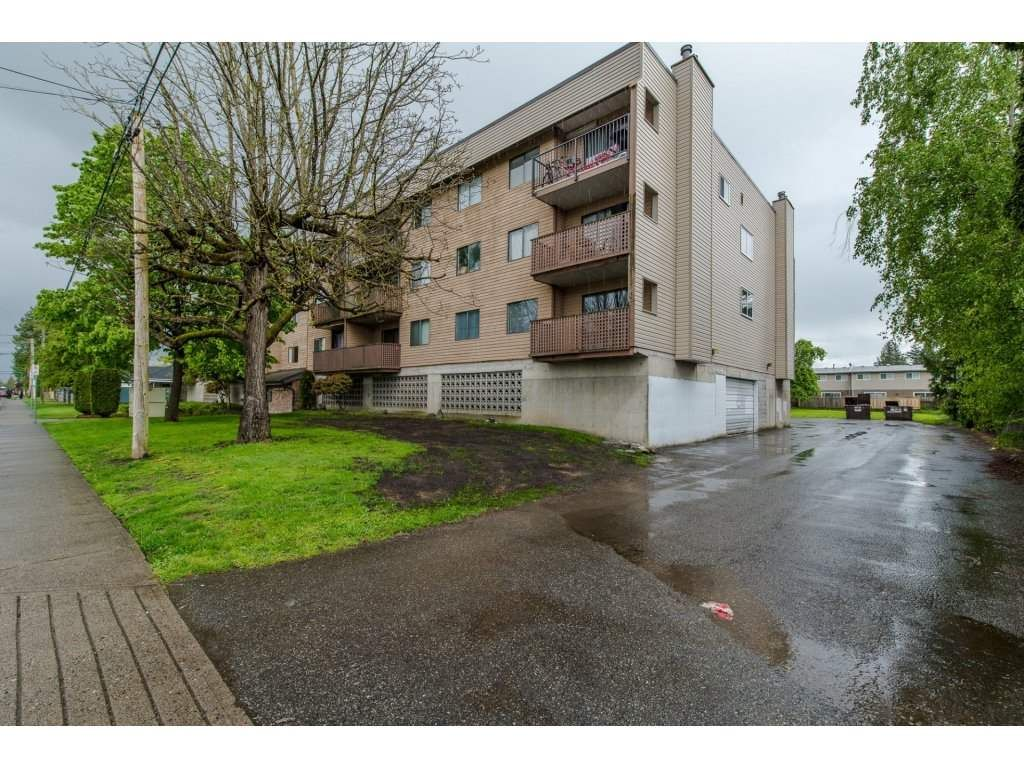 Main Photo: 109 9282 Hazel Street in Chilliwack: Chilliwack E Young-Yale Condo for sale : MLS®# R2167246